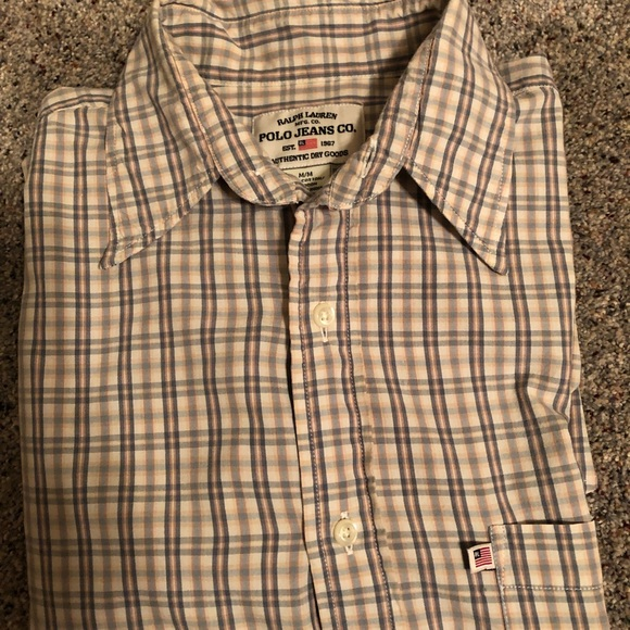 Polo by Ralph Lauren Other - Polo button up!
